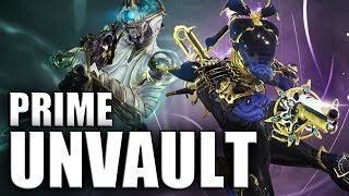 Mag & Nova Prime Unvaulting - Overview