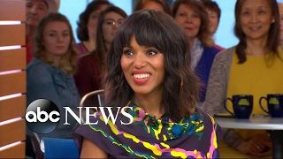 Video Kerry Washington on the end of 'Scandal' and surprising season finale download MP3, 3GP, MP4, WEBM, AVI, FLV Desember 2017