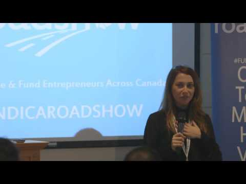 Fundica RoadshowTV - March 11 - Halifax - Live Stream