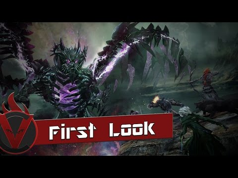 Guild Wars 2 Gameplay – First Look HD