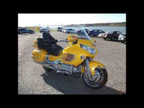 Moto Honda Goldwing 1800cc 2001 Excellente Condition à Vendre