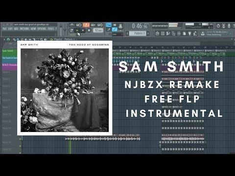 Sam Smith - Too Good At Goodbye (Instrumental) (NJBZX Remake) (FLP Download)