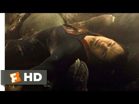 Batman v Superman: Dawn of Justice (2016) - The Death of Superman Scene (10/10) | Movieclips
