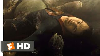 Batman v Superman: Dawn of Justice (2016) - The Death of Superman Scene (10/10) | Movieclips