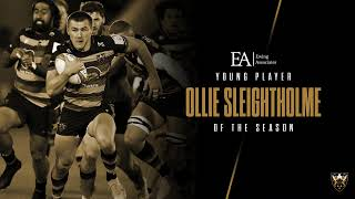 Ollie Sleightholme // Young Player of the Season 2020/21