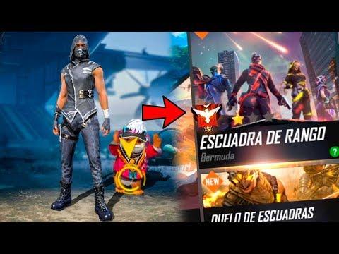 SER EL PRIMER HEROICO EN DUELO DE ESCUADRA DE TODO FREE FIRE?