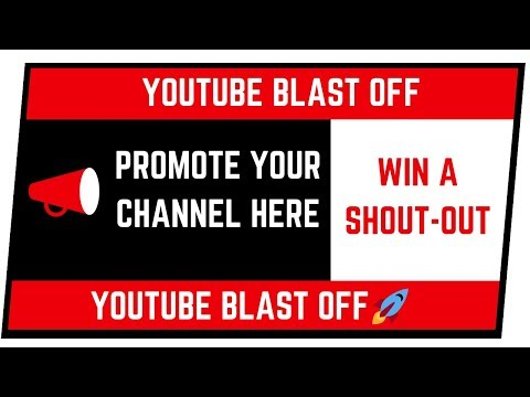Promote Your YouTube Channel Here Free
