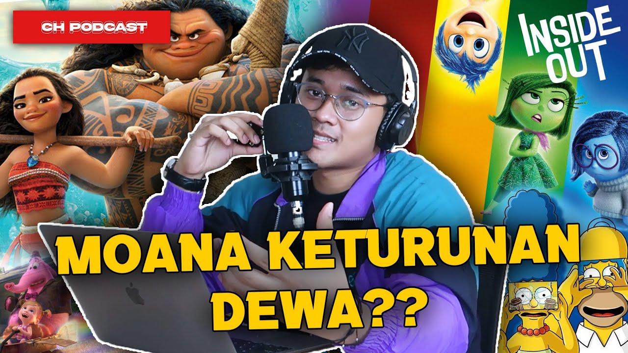 Download SISI LAIN KARTUN MASA KECIL | CH Podcast Ep 9 Part 1
