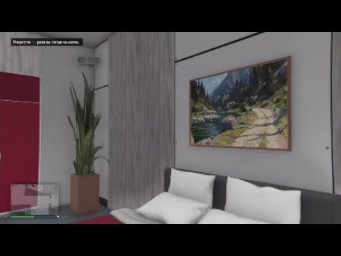 GTA 5 online the discovery of new things in the complex