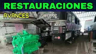 RESTAURACION DE LOS DINAS