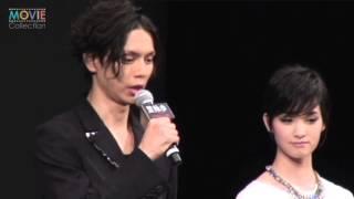 映画『黒執事』のジャパンプレミアが1月9日に渋谷公会堂で行われ、主演...