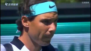 Rafael Nadal vs  Novak Djokovic - Indian Wells 2016 (Semifinal)