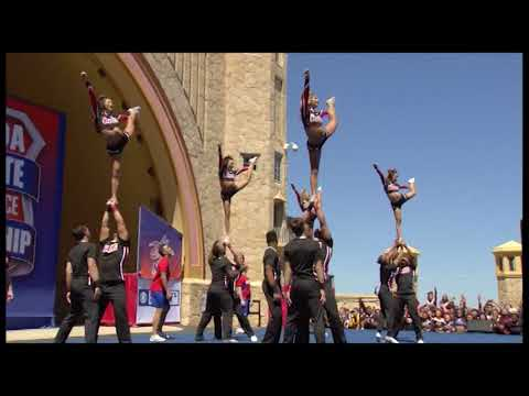 Navarro College Cheer - 2017 NCA College Nationals Final performance