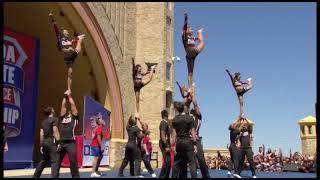 Navarro College Cheer - 2017 NCA College Nationals Final performance