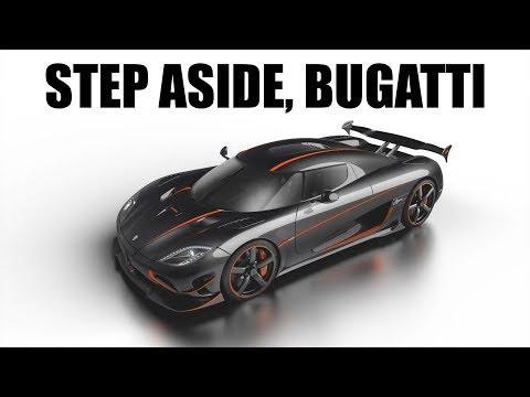 How Koenigsegg Destroyed Bugatti's World Record  (0-400-0 KPH)