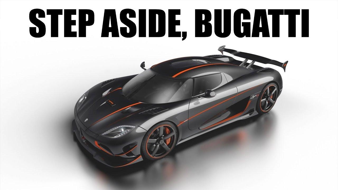 How Koenigsegg Destroyed Bugatti's World Record (0-400-0 KPH) - YouTube
