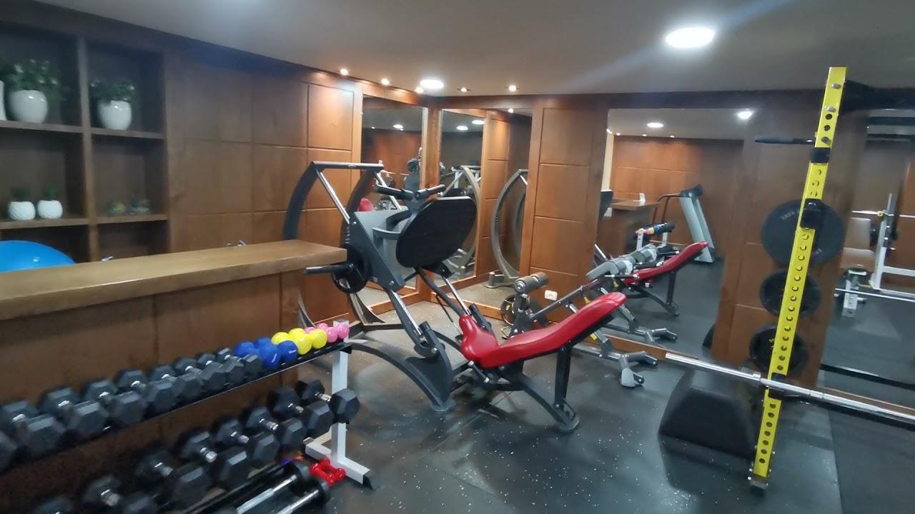 חדר כושר ביתי Home Gym
