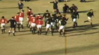 1974 British and Irish Lions: The Second Test Pretoria