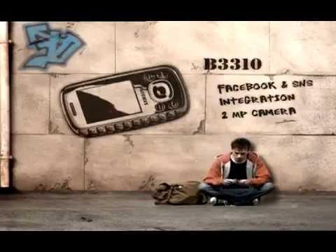 Samsung B3310 Nox Commercial