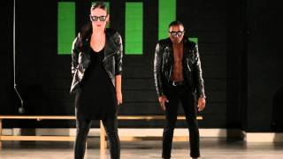 "Gina Starbuck and Toogie Choreography | ""Trials of the Past"" from Art4life Unplugged"