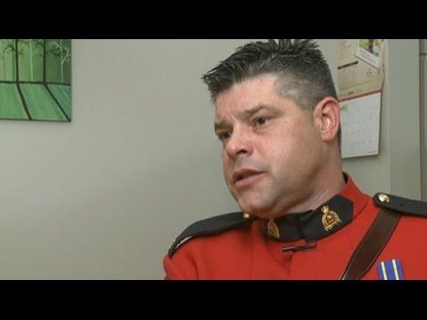 RCMP Cpl. Ron Francis found dead