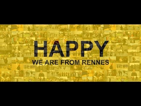 Happy we are from RENNES