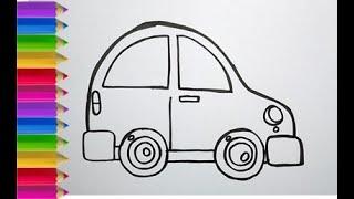 36 Gambar Dasar Mobil Mobilan Untuk Mewarnai Paling Baru Lingkar Png