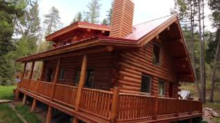 The Hungry Horse - Meadowlark Log Homes