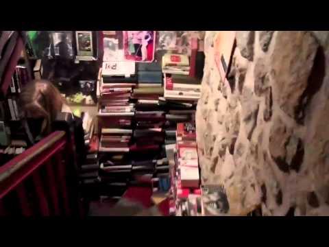 Shakespeare Book Store, Paris France