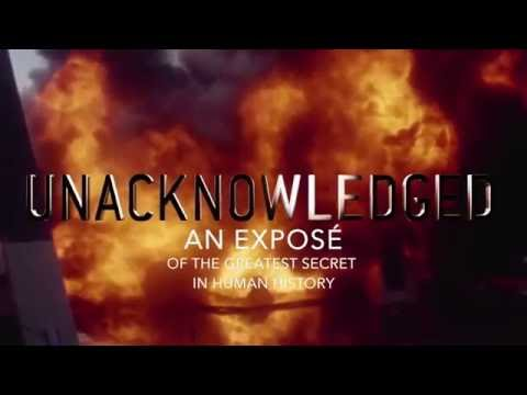 UNACKNOWLEDGED AN EXPOSÉ (feat DR STEVEN GREER)- TRAILER