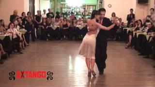 Fabian Peralta & Lorena Ermocida Tango Fueron 3 años en La Nacional