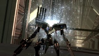Armored Core for Answer -- vs Stasis & Fragile [gameplay]
