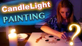 Candlelight Painting CHALLENGE