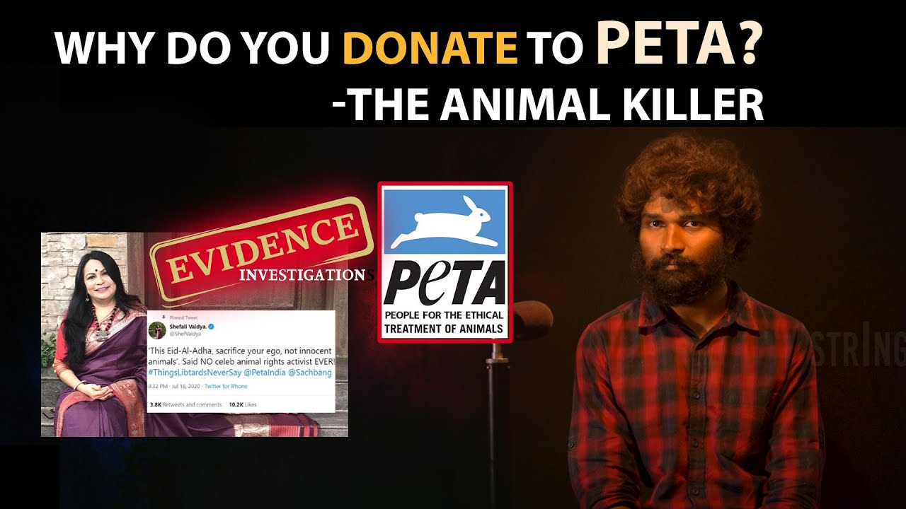 Tight Slap To PETA For Trolling Shefali Vaidhya And It's Bizzare Activities