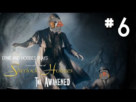 Ruth Goldblumein' It | Sherlock Holmes: The Awakened - EP 6 - Private Dick