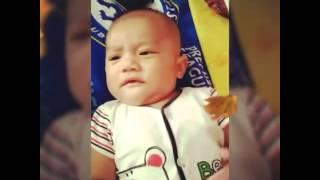 Bayi umur 2 bulan sudah pandai berbicara.. Azka putra ramdani. Bengkulu