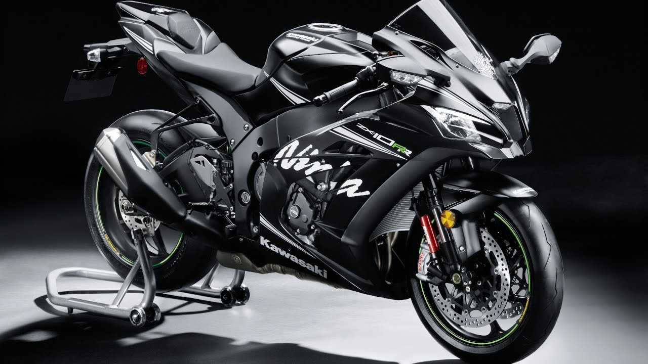 kawasaki zx10r 2017 - youtube