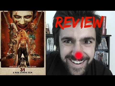 Rob Zombie's 31 (2016) Horror Movie Review streaming vf