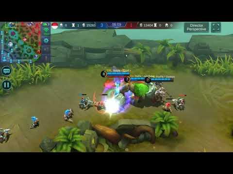 4gotten VS Forfa 1st - Day 1-  Mobile Legend Online Tournament SIP