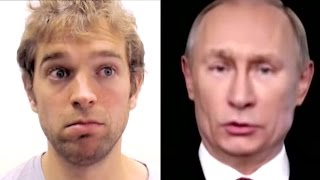 Nothing is real: How German scientists control Putin