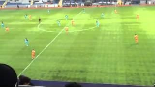 Başakşehir 3-1 Rizespor  Maçtan Kareler