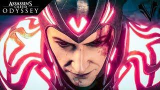 WALKA Z HADESEM! | Assassin's Creed Odyssey - Los Atlantydy DLC #17 EP.2 | Vertez