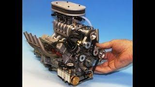 Top 20 incredible mini V12 engines