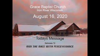 Grace Baptist Church Iron River Wi Sept 13 2020