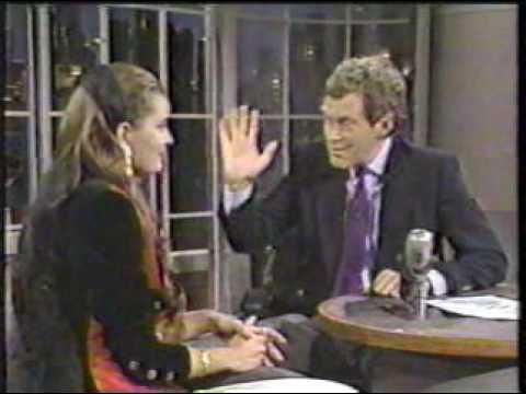Download Paulina Porizkova on Letterman, 3/21/89