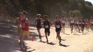 2018 Bronco Invitational - Large Schools Varsity Boys Race
