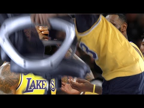 I'VE NEVER BEEN SO MAD BRO... LAKERS vs TIMBERWOLVES HIGHLIGHTS