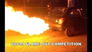 USC 2019 FLAME OUT COMPETITION FINALE