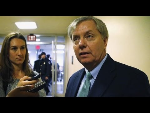 Lindsey Graham Enters 2016 Race, Instantly Makes Dumb Comment