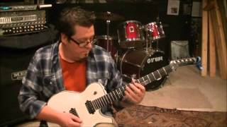How to play Birthday by The Beatles on guitar by Mike Gross